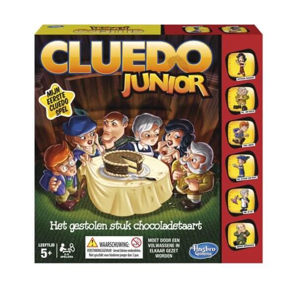 Cluedo Junior, is jouw kind een echte speurneus?