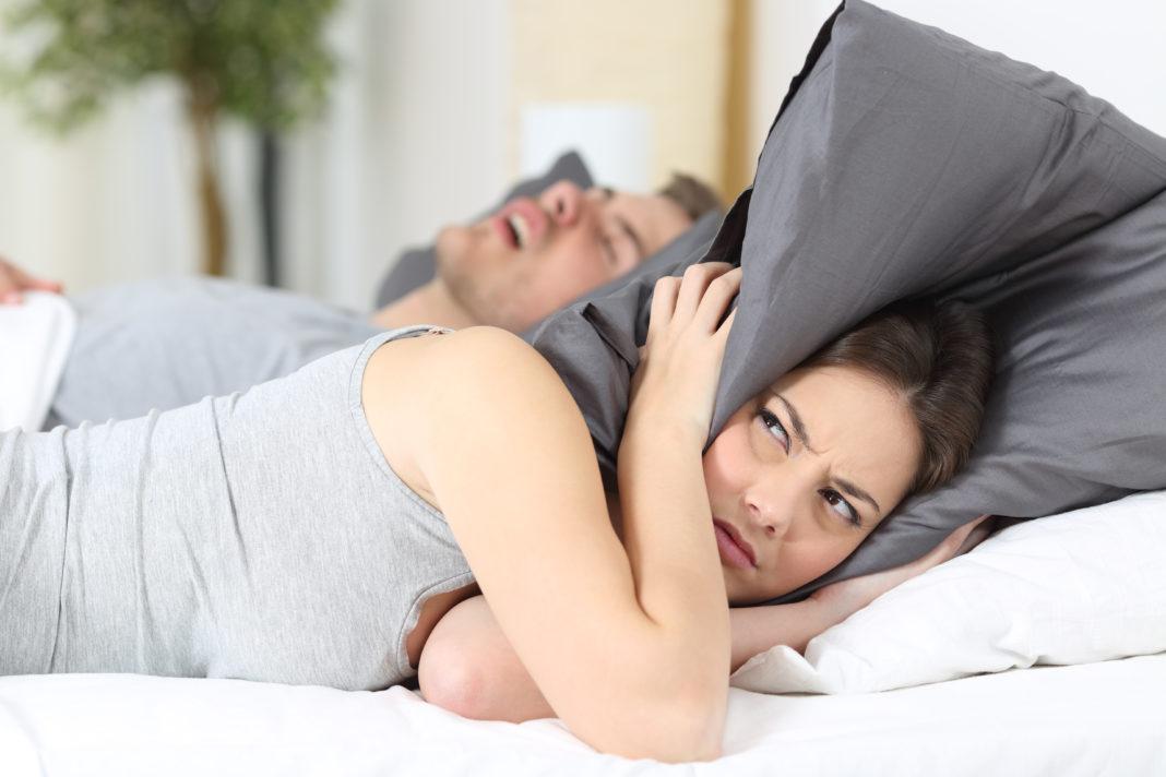 Hoe zorg ik dat het snurken stopt