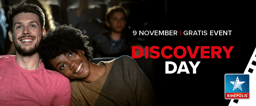 Kinepolis Discovery Day