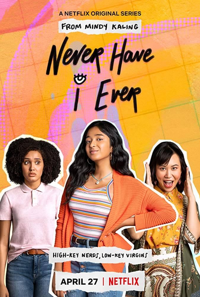 Netflix aanraders voor augustus - never have I ever