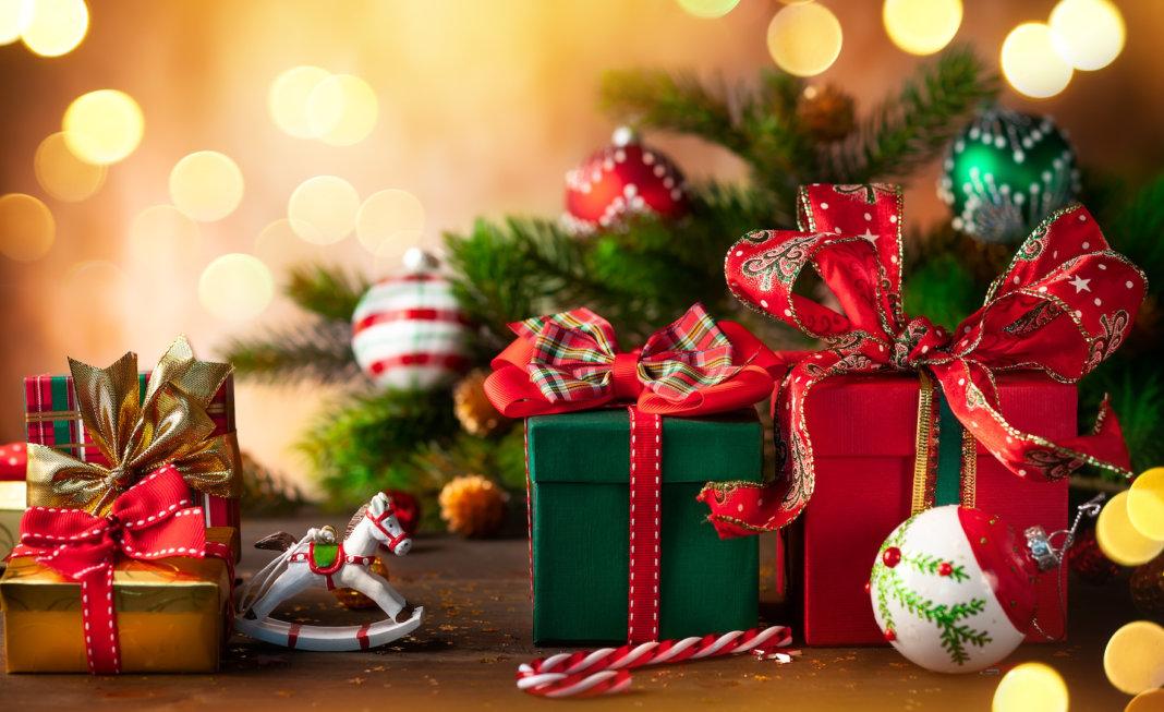 cadeautjes voor onder de kerstboom