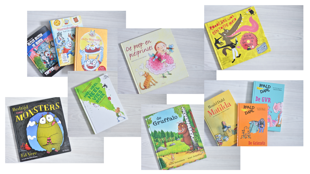 de 7 leukste kinderboeken