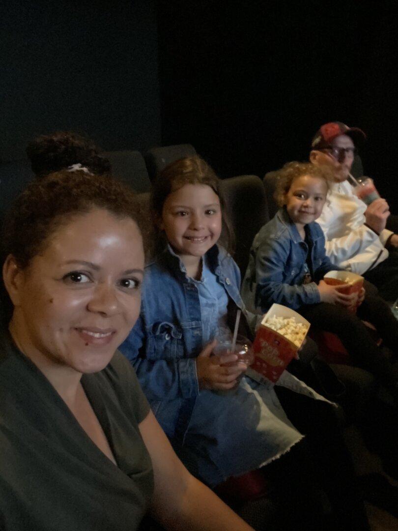 met de Kinderen weer naar de bioscoop