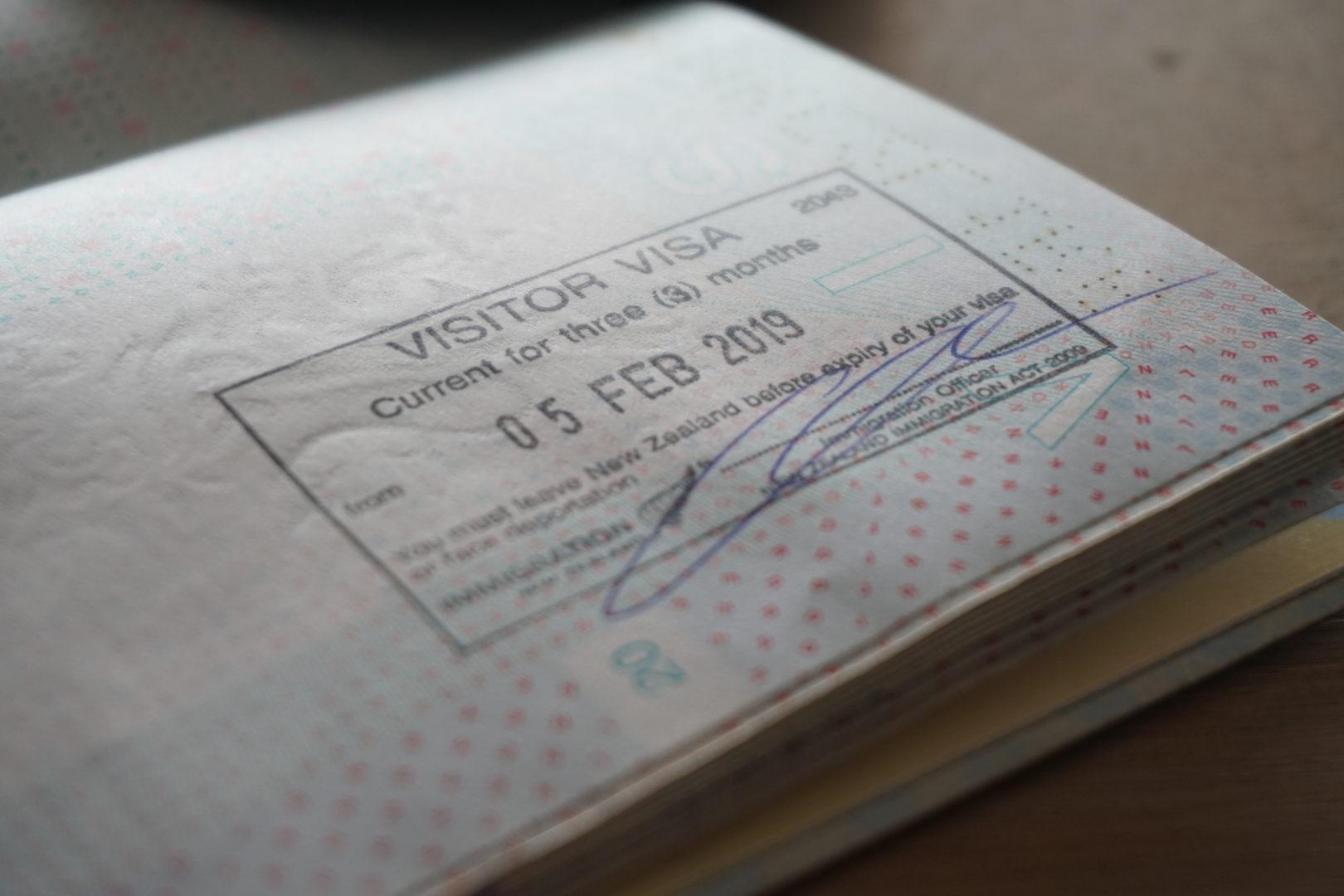 tips bij het voorbereiden van een verre reis paspoort en visum